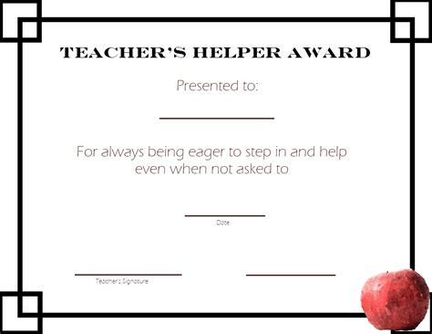 printable outstanding student awards school certificates templates