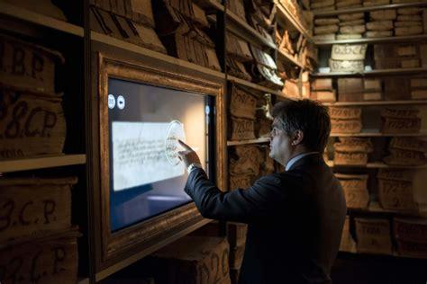 banco di napoli ercolano nasce ilcartastorie museo multimediale dell archivio