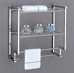 Bathroom Wall Shelves Bathroom Wall Shelves That Add Practicality And Style To