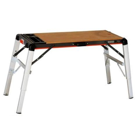 vika work bench vika twofold 63 in x 24 in x 32 in workbench and