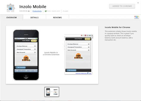 chrome mobile extensions inzolo virtual envelope budget software blog