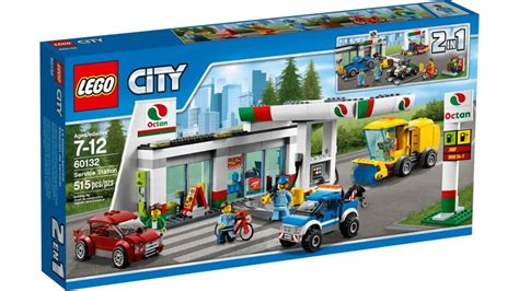 chion candele catalogo review lego 60132 service station
