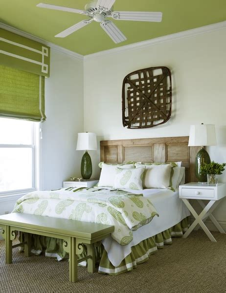 Green Ceilings by Painted Ceilings Boston Interiors Beyond Interiors
