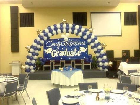 graduation room decorations graduation decoration ideas with balloons giftblooms resource guide