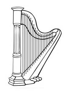 coloriage harpe img 10004