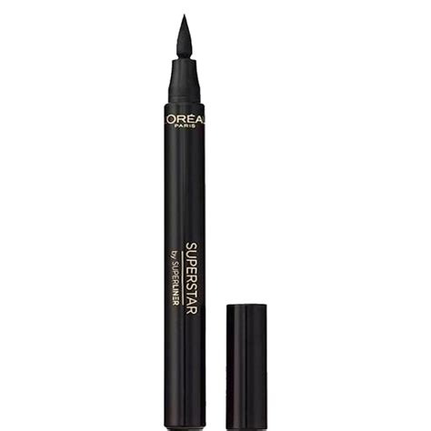 L Oreal Liner In Black l oreal liner superstar eyeliner black black