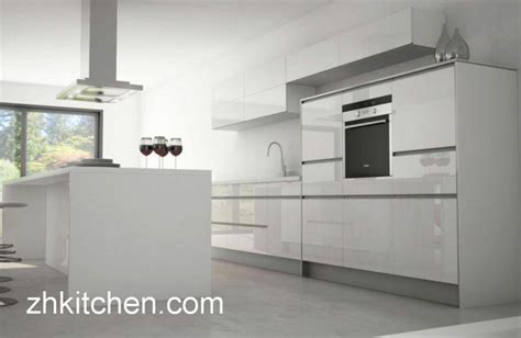 gloss white kitchen cabinets gloss white china kitchen cabinet supplier