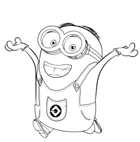 Minions Coloring Pages Printable Printable Kids Coloring Pages To Print And Color