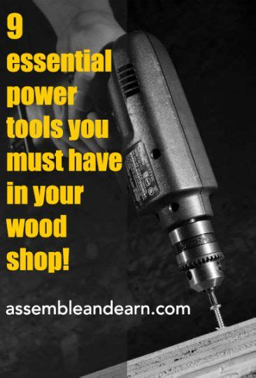 essential tools for woodworking shop 17 best ideas about power tools on tool