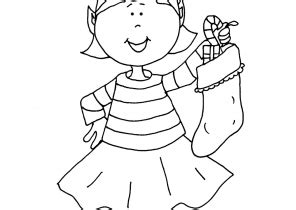 elf stocking coloring pages elf coloring pages coloring4free com