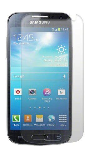 Anti Gores Samsung Galaxy S4 Mini I9190 pack de 2 de protection samsung galaxy s4 mini i9190 anti rayures pas cher