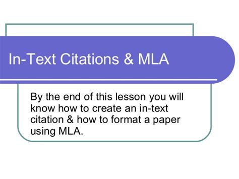 dr abel scribes guide to mla style for research papers