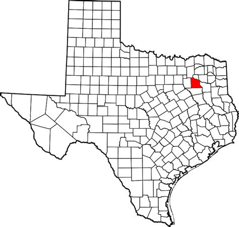 zandt county texas map file map of texas highlighting zandt county svg