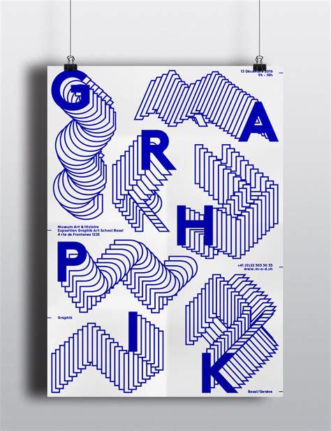 poster design gallery poster graphik on behance