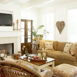 this living room has a please touch no fuss feel it s comfortable for a young family or