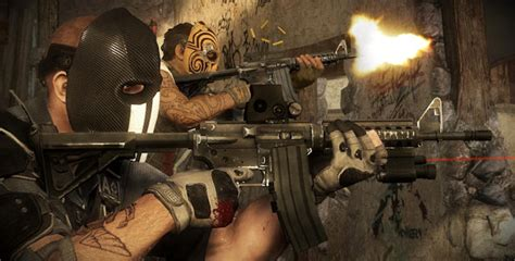 tattoo army of two army of two the devil s cartel weapons guns outfits