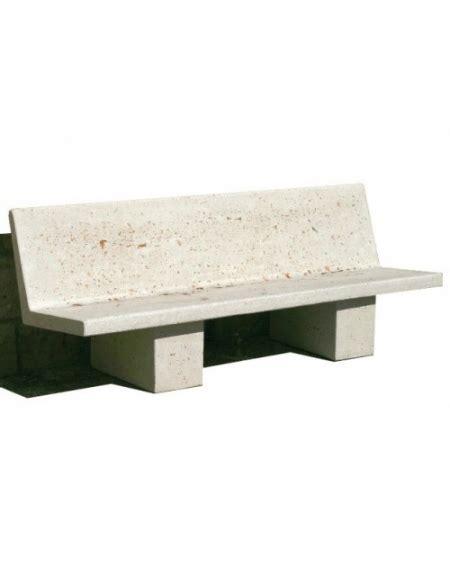panchine in cemento prezzi panchina cemento in calcestruzzo bianco mediterranea