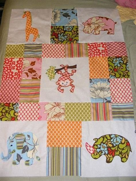 Free Baby Patchwork Quilt Patterns - free applique baby quilt patterns to applique