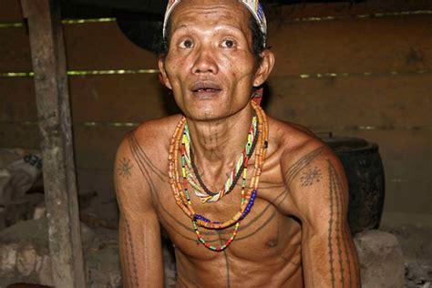 tato asli mengenal tato asli indonesia yuk oleh bagus k anand