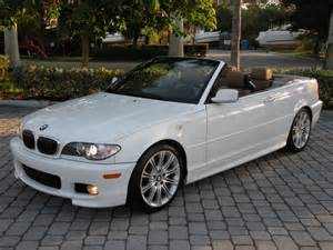 2006 bmw 330ci convertible performance package for