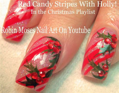 christmas robin nails 25 nail ideas designs that you will nails easy nails and