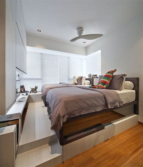 Platform Bedroom Designs Condos Singapore And Lincoln On