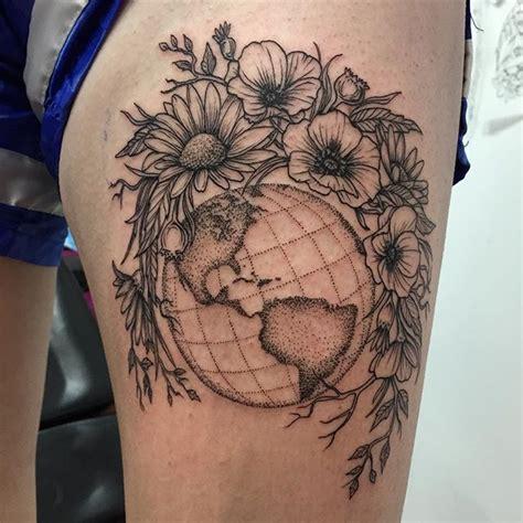 travel bid 25 beste idee 235 n reizen tatoeages op