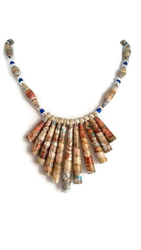 Paper Bead Jewelry Ideas - 48 best images about paper on pink paper