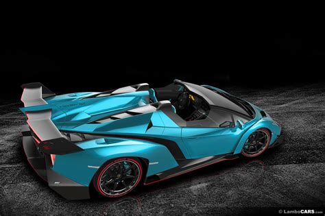 convertible lamborghini veneno all possible lamborghini veneno colors imagined gtspirit
