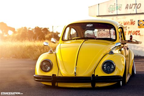 old volkswagen yellow vintage yellow bug low life pinterest