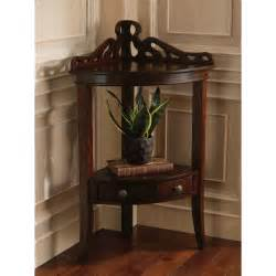 Corner Accent Table Bombay Gallery Corner Accent Table Java Bj S Wholesale Club