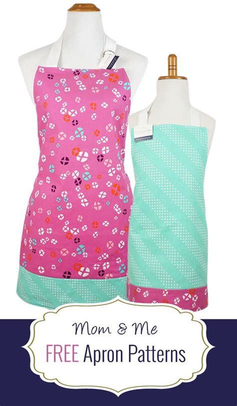 pattern children s apron free apron patterns aprons and sewing projects on pinterest