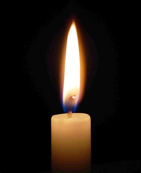 The Light In The by A Candle In The Prayerful Tuesday A Walk