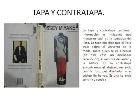 libro issey miyake dise 209 o de un diario para nuestra comunicacion tarea 4 analisis paratextual