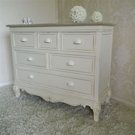 cream french bedroom furniture large cream chest of drawers french vintage shabby bedroom