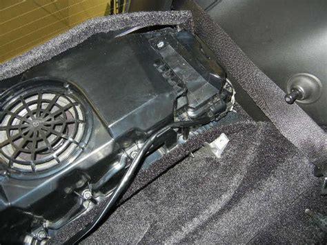 porsche 996 subwoofer porsche 996 turbo bilstein pss10 suspension install
