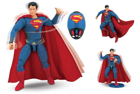 u command batman talking figure superman homepage
