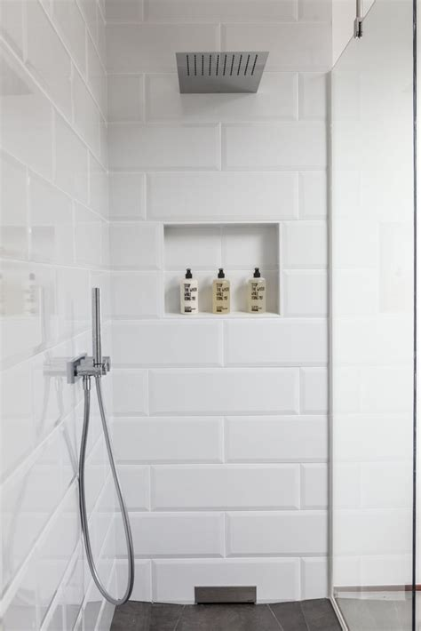 white shower 25 best ideas about white tile shower on pinterest