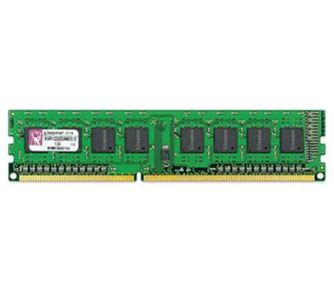 Ram 4gb Ddr3 Termurah ram kingston 4gb ddr3 1333 non ecc kvr13n9s8 4