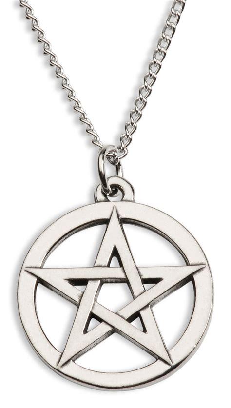 supernatural inspired pentagram necklace