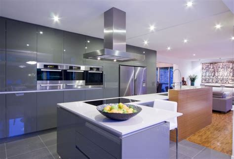 top 3 trends in 2014 kitchen design sleek decorando las cocinas con estilo contempor 225 neo