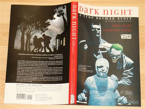 libro dark night a true dark knight a true batman story