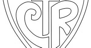 ctr coloring page free coloring pages of blank shield