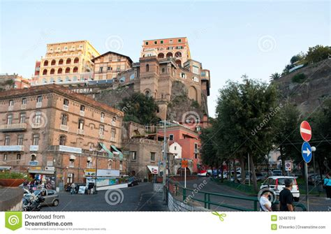 october 2012 road trip part 15 by transparent24 sorrento cityscape editorial stock image image 32487019