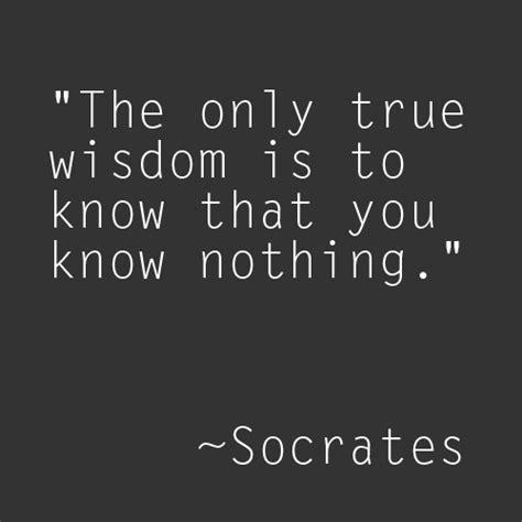quotes by socrates socrates quotes about wisdom quotesgram