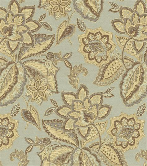 home decor upholstery fabric waverly treasure trove opal