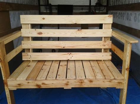 pallet bench plans plans to build how to build a bench out of wood pdf plans
