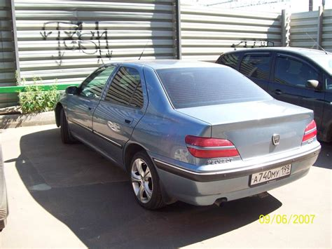used peugeot 406 used 2001 peugeot 406 photos 1800cc gasoline ff