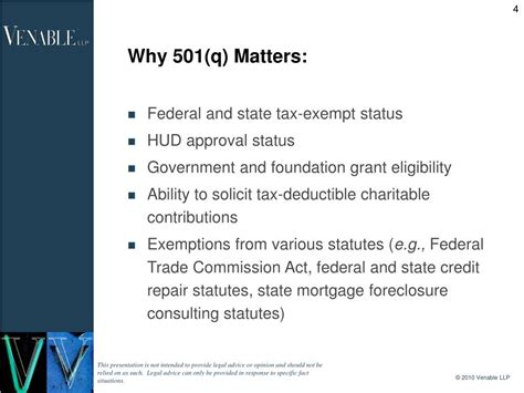 section 501 of the internal revenue code ppt housing counseling agencies and internal revenue