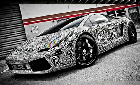 lamborghini sharpie how to look sharp with a sharpied car solidsmack